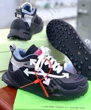 Off White Black Sneakers | Shoes for sale in Lagos State, Lagos Island