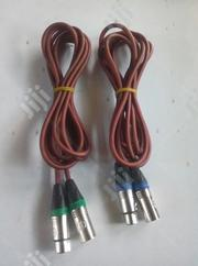 Low Noise C Xlr Microphone Cable | Accessories & Supplies for Electronics for sale in Lagos State