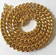 Cuban Gold Chain Available As Seen Order Yours Now | Jewelry for sale in Lagos State, Lagos Island