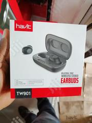 Havit Tw901 Bilateral True Wireless Stereo Earbuds | Headphones for sale in Lagos State, Ikeja