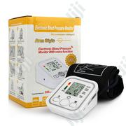 Talking Automatic Digital Bp Monitor Machine | Tools & Accessories for sale in Lagos State, Ikeja