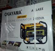 Okayama Gasoline Generator 2800 | Electrical Equipment for sale in Lagos State, Ikeja