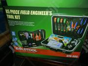 85pcs Field Engineer's Tools Kit | Hand Tools for sale in Lagos State, Ojo