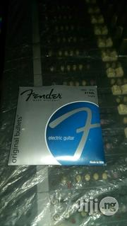 Fender Lead/Rhymth Electric Guitar String   Musical Instruments & Gear for sale in Lagos State
