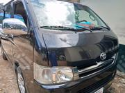 Toyota Hiace Bus 2006 Black | Buses & Microbuses for sale in Abuja (FCT) State, Central Business District