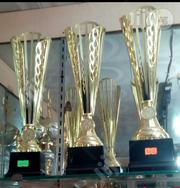 Golden Luxurious Award Trophy | Arts & Crafts for sale in Lagos State, Lekki Phase 1