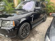 Land Rover Range Rover Vogue 2012 Black | Cars for sale in Abuja (FCT) State, Guzape District