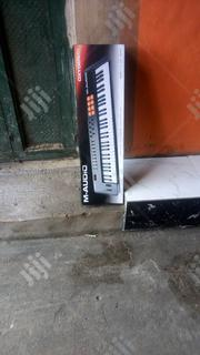 M Audio Oxygen 61 Midi Keyboard With Drum Pad | Musical Instruments & Gear for sale in Lagos State, Ojo