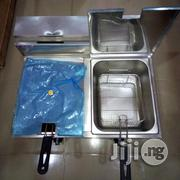 Imported 10 Litre Double Basket Gas Deep Fryer  | Restaurant & Catering Equipment for sale in Lagos State
