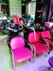 Classic Saloon Chair And Hair Washer | Salon Equipment for sale in Lagos State, Lagos Island