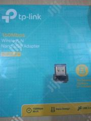 Tp Link 150mbps Wireless N Usb Adapter | Networking Products for sale in Lagos State, Ikeja