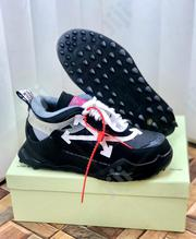 Off_white Odsy Black Sneakers | Shoes for sale in Lagos State, Lagos Island
