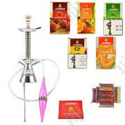 Complete Luxury Stratus Hookah Pot- Silver | Tabacco Accessories for sale in Rivers State, Port-Harcourt