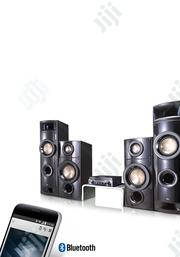 New LG 2019 Heavy Sound (1600W) Boss Bass Blast + Bluetooth AUD Arx 8 | Audio & Music Equipment for sale in Lagos State, Ojo
