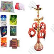 Complete 4 Hose Eagle Hookah Pot | Tabacco Accessories for sale in Rivers State, Port-Harcourt