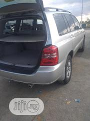 Toyota Highlander 2004 Limited V6 4x4 Silver | Cars for sale in Lagos State, Agboyi/Ketu
