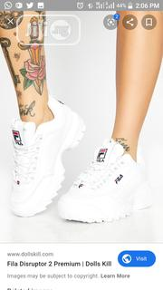 Fila Desruptor 2 Sneakers | Shoes for sale in Lagos State