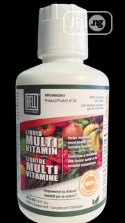 Liquid Multivitamin - With Herbs, Minerals and Amino Acid | Vitamins & Supplements for sale in Lagos State, Ikeja
