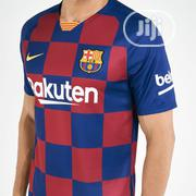 Authentic Barcelona Home Football Jersey 2019/2020 | Clothing for sale in Lagos State, Surulere