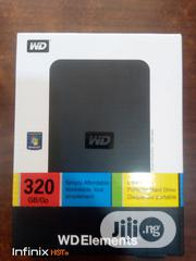 320gb External Hard Drive | Computer Hardware for sale in Lagos State, Ikeja