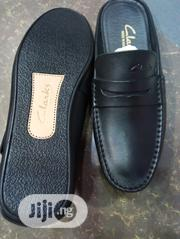 30% Off! Clark's Leather Mule/ Men's Half Shoes | Shoes for sale in Lagos State, Surulere