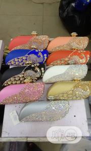 Oval Shape Lovely Party Clutch | Bags for sale in Lagos State, Gbagada