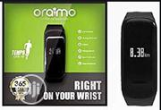 Oraimo Smart Fit Band OFB- 10 | Smart Watches & Trackers for sale in Lagos State, Ikeja