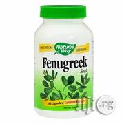 Nature's Way Fenugreek Seed 610 Mg, Capsules 180 Caps | Vitamins & Supplements for sale in Lagos State, Agege