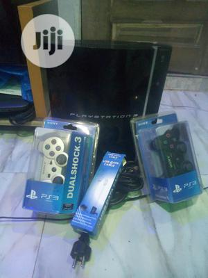 London Used Playstation 3 With Two Pads And All The Accessories