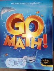 Go Math /Kindergarten/Nursery | Books & Games for sale in Lagos State, Ajah