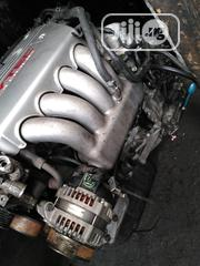 Honda Accord 2005 4cylinder Engine And Gearbox K24 Direct Japan | Vehicle Parts & Accessories for sale in Lagos State, Mushin