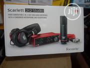 Scarlet 2i2 Third Generation Audio Interface | Audio & Music Equipment for sale in Lagos State, Ojo