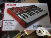 AKAI Professional MPK Mini MKII - Compact Keyboard And Pad Controller | Musical Instruments & Gear for sale in Lagos State, Ojo