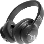 JBL E55 Over-ear Wireless Headphone - Black | Headphones for sale in Lagos State, Ikeja