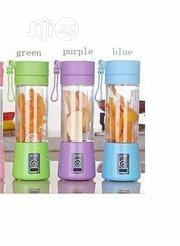 Sonik Portable Rechargeable USB Juice Blender   Kitchen Appliances for sale in Lagos State, Ikeja