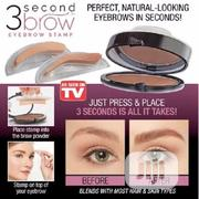 3 Seconds Brow - Natural Eye Brow Stamp Water Resistant | Makeup for sale in Lagos State, Ikeja