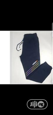 Adidas Joggers Navy Blue Original   Clothing for sale in Lagos State, Surulere