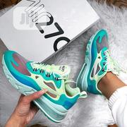 """Nike Airmax 270 React """"Hyper Jade"""". 