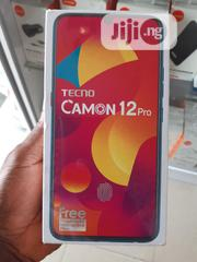 New Tecno Camon 12 Pro 64 GB Blue | Mobile Phones for sale in Lagos State, Ikeja