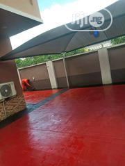 Stamped Concrete Flooring Installation | Building & Trades Services for sale in Lagos State, Shomolu
