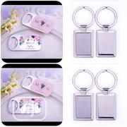 Personalised Key Ring, Key Chain, Key Holder, Corporate Gift Souvenirs   Clothing Accessories for sale in Lagos State, Ikeja