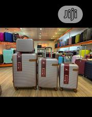 Exotic Fashionable 4 In 1 ABS Trolley Luggage   Bags for sale in Kebbi State, Augie