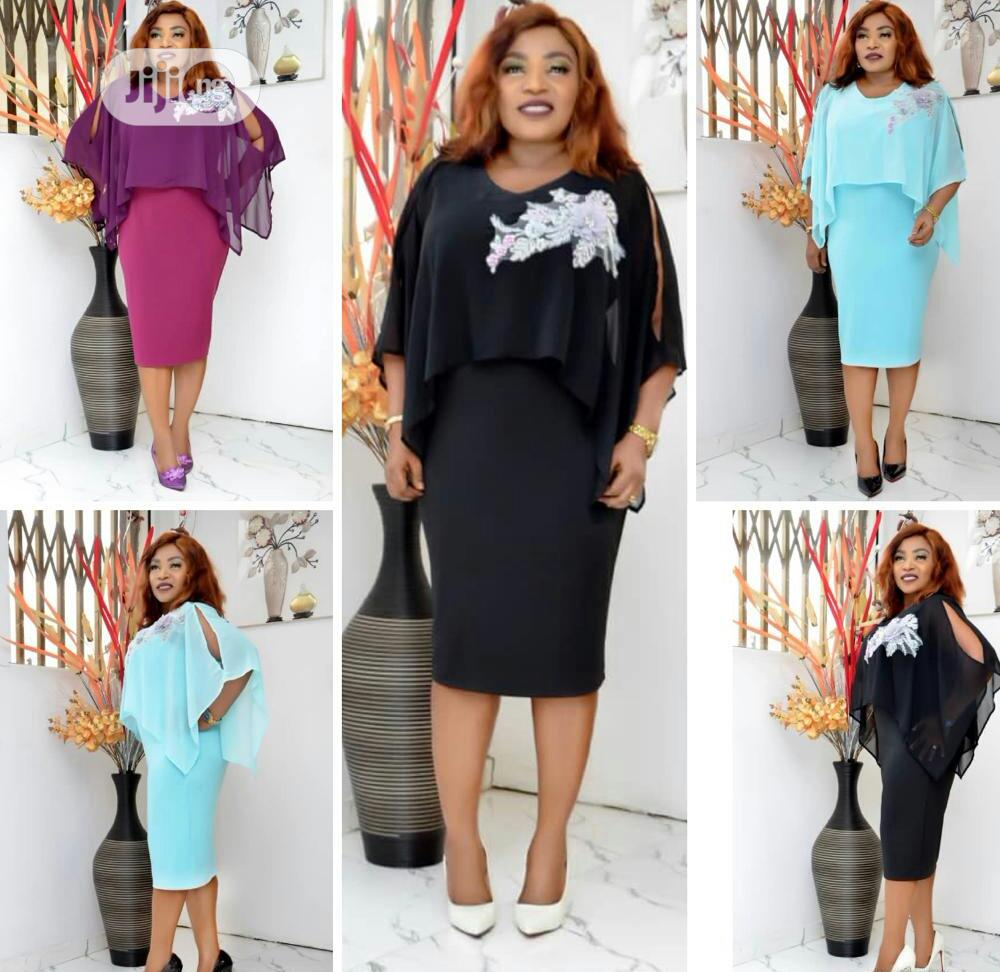 Cute Gown Available In Colours | Clothing for sale in Lagos Island, Lagos State, Nigeria