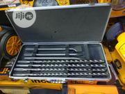 Ingco Concrete Bit And Chisel Set For Rotary Hammer   Electrical Tools for sale in Lagos State, Ojo