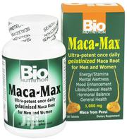 Bio Nutrition - Maca Max (30 Tablets) | Sexual Wellness for sale in Lagos State, Surulere