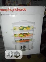 Food Steamers Stainless Steel | Kitchen Appliances for sale in Lagos State, Ikeja