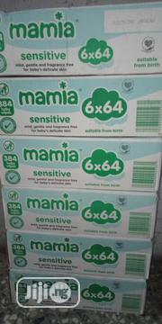 Mamia Sensitive Wipes | Baby & Child Care for sale in Lagos State, Ikeja