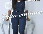 Female Lynn Couture Coperate Jumpsuit | Clothing for sale in Lagos State, Ikeja