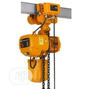 TOHO Electric Chain Hoist 5ton | Manufacturing Equipment for sale in Lagos State, Amuwo-Odofin