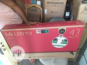 LG LED TV 43 Inches   TV & DVD Equipment for sale in Lagos State, Ipaja